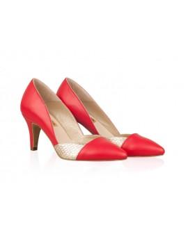 Pantofi Dama Piele N40 - orice culoare