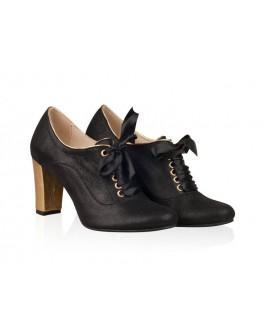 Pantofi Dama Piele N411 - orice culoare