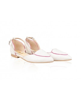 Balerini piele N30 - orice culoare