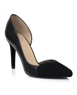 Pantofi Dama Elegant Piele Heart E4 - orice culoare