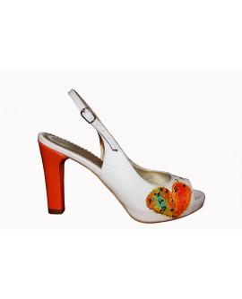 Pantofi Pictati P100 - orice culoare