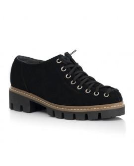 Pantofi Talpa Bocanc Piele Intoarsa V70 - orice culoare