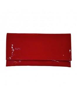 Plic Piele Lacuita Rosu D1 - orice culoare