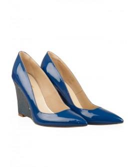 Pantofi din piele naturala N57 - orice culoare