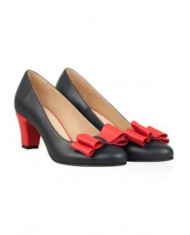 Pantofi din piele naturala N58 - orice culoare
