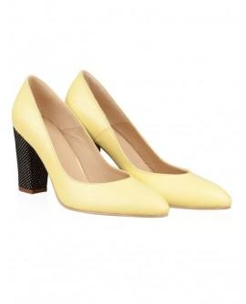 Pantofi din piele naturala N76 - orice culoare