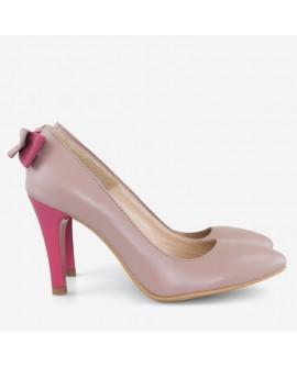 Pantofi dama din piele naturala D60 - orice culoare