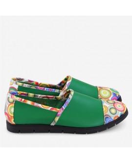 Pantofi dama din piele naturala D64 - orice culoare