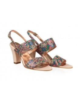 Sandale Dama Piele Color N67 - orice culoare
