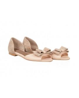 Sandale Talpa Joasa Cu Fundita Cleo N21 - orice culoare