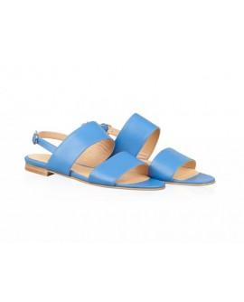 Sandale Dama Piele Albastru Stefana N14 - orice culoare