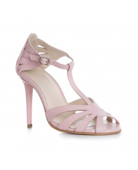 Sandale Elegante Piele Nude ivona E5  - orice culoare