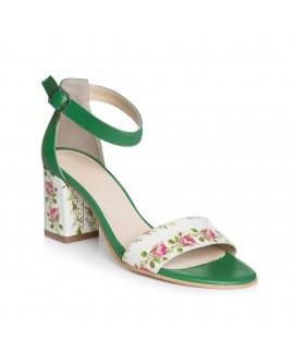 Sandale Piele Sweety Flower L3- orice culoare