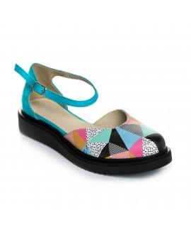 Sandale Talpa Joasa Color Anabel V7   - Orice Culoare