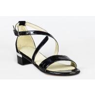 Sandale dama talpa joasa piele P7 - orice culoare