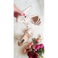 Sandale dama piele Diva nude F4 -pe stoc