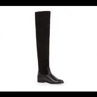 Cizme Casual Combi peste genunchi piele naturala intoarsa,orice culoare