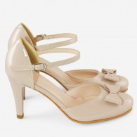 Pantofi piele naturala D61 - orice culoare