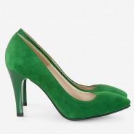 Pantofi piele naturala D62 - orice culoare