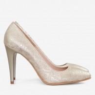 Pantofi piele naturala D64 - orice culoare