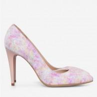 Pantofi piele naturala D65 - orice culoare
