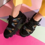 Pantofi Piele Talpa Bocanc  Arandel V9  - orice culoare
