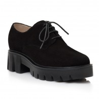 Pantofi Casual Piele Intoarsa Evelin E30 - orice culoare