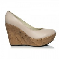 Pantofi piele naturala cu platforma ortopdeica - orice culoare