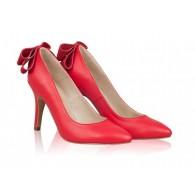 Pantofi Piele naturala N25 - orice culoare