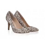 Pantofi Dama Piele N48 - orice culoare