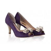 Pantofi Dama Piele Clara N21 - orice culoare