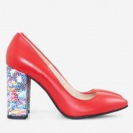 Pantofi piele naturala D33 - orice culoare