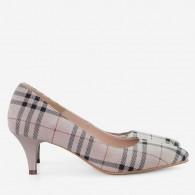 Pantofi piele naturala D44 - orice culoare