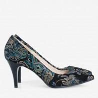 Pantofi piele naturala D58 - orice culoare