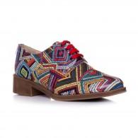 Pantofi Dama Piele Color Casual T4  - orice culoare