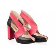 Pantofi Piele naturala N4 - orice culoare