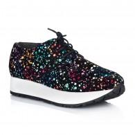 Pantofi Dama Sport Piele Multicolor V24 - orice culoare