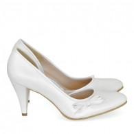 Pantofi Dama D120 Piele Naturala - orice culoare