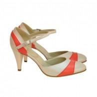 Pantofi Dama D133 Piele Naturala - orice culoare