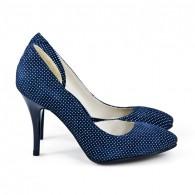 Pantofi Dama D51 Piele Naturala - orice culoare