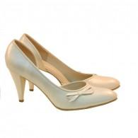 Pantofi Dama D119 Piele Naturala - orice culoare