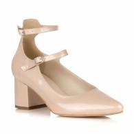 Pantofi Lac Nude Comod L39 - orice culoare