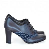 Pantofi Dama D115 Piele Naturala - orice culoare