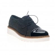 Pantofi piele Oxford Moni Buline  - orice culoare