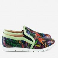 Pantofi dama sport din piele naturala Tropical Megan D8 - orice culoare