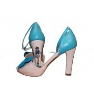 Pantofi Pictati P101 - orice culoare