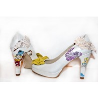 Pantofi Pictati P152 - orice culoare