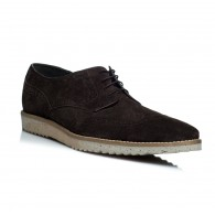 Pantofi barbati golf sneakers maro