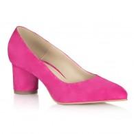 Pantof Piele Intoarsa Confort Chic V56 - orice culoare