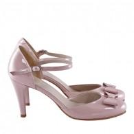 Pantofi Dama D90 Piele Naturala - orice culoare